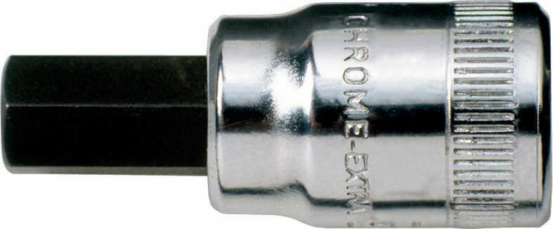 "nasadka ręczna 1/4"" z końcówką IMBUS, 5 mm, Bahco [6709M-5]"