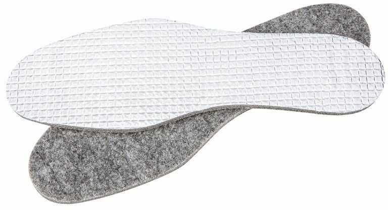 Wkładki do butów thermal comfort - rozmiar 46-47. 82-314