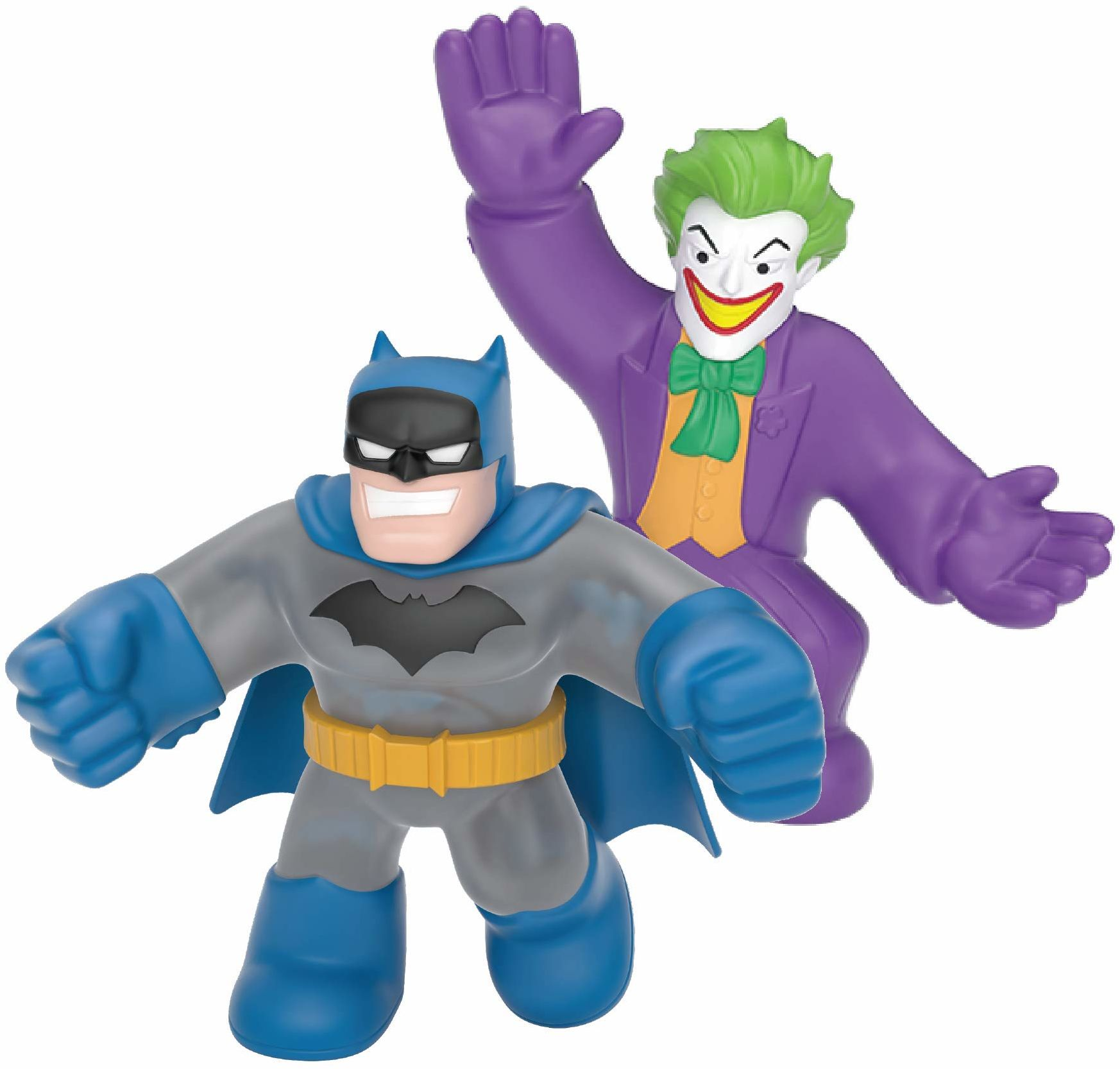 Heroes of Goo Jit Zu Pakiet DC VERSUS - BATMAN VS JOKER