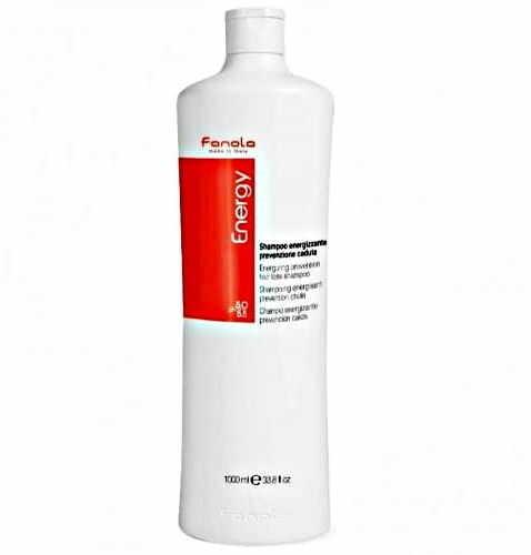 Fanola Energy szampon przeciw wypadaniu włosów 1000ml