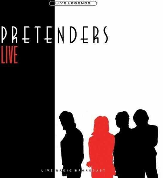 Pretenders - Live - Płyta winylowa - Pretenders