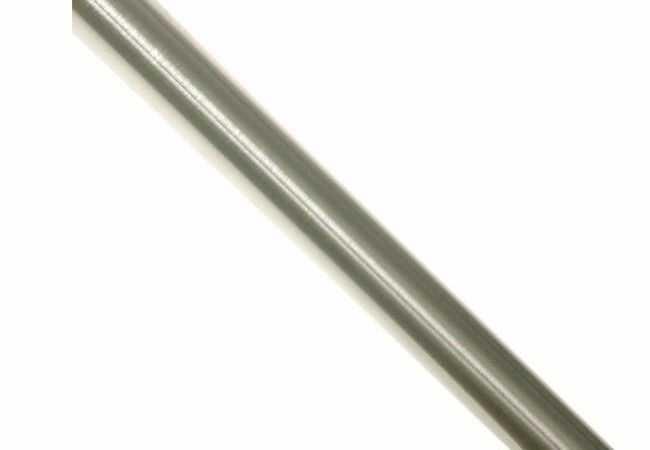 (2) Rura stalowa fi-40 L-2400 mm nikiel(421-504)