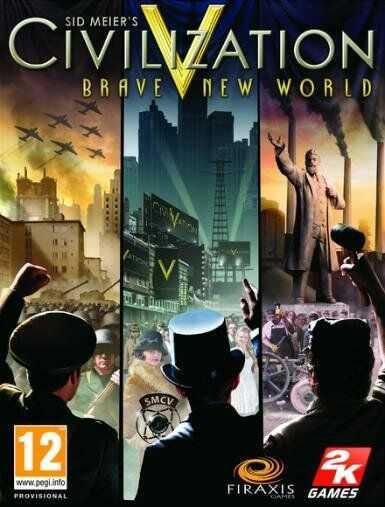 Sid Meier''s Civilization V: Brave New World (PC) Steam