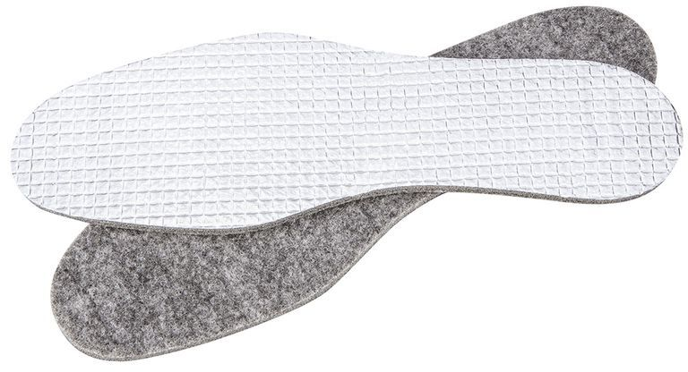Wkładki do butów thermal comfort - rozmiar 44-45. 82-313