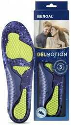 Wkładki żelowe do Butów Bergal GelMotion 3