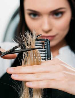 Voucher na zabiegi fryzjerskie  Myślenice
