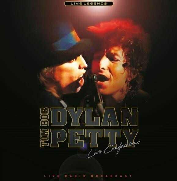 Live Confessions - Płyta winylowa - Bob Dylan & Tom Petty
