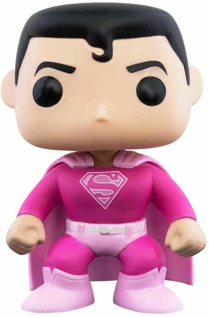 FUNKO POP! HEROES: Breast Cancer Awareness - Superman