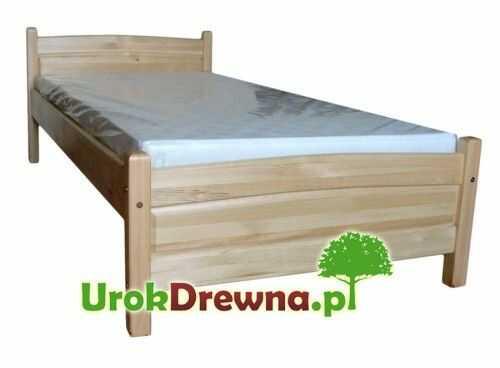 Łóżko drewniane sosnowe Filonek 90