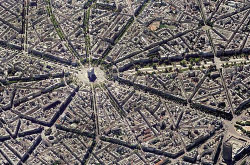Puzzle Piatnik 1000 - Widok z góry: Paryż, Sky Views: Paris