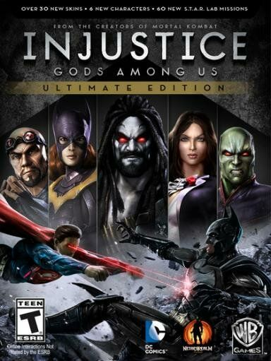Injustice: Gods Among Us Ultimate Edition (PC) Steam