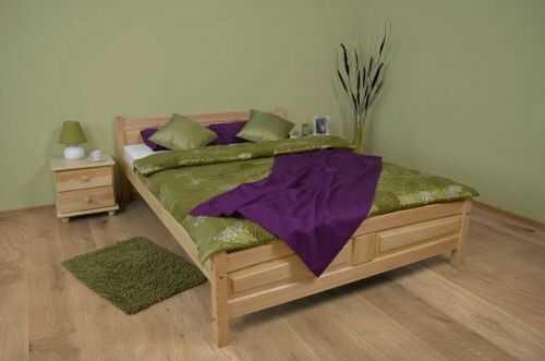Łóżko drewniane sosnowe Filonek 120