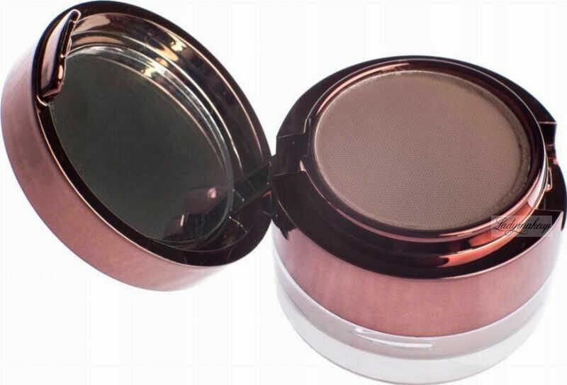 Ibra - Eyebrow Pomade & Powder - Zestaw do makijażu brwi - Pomada i cień do brwi z pędzelkiem - BLONDE