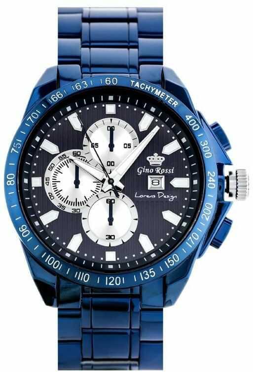 ZEGAREK G.Rossi - BLUES (zg094n) + BOX