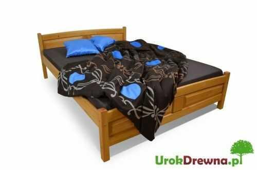 Łóżko drewniane sosnowe Filonek 140
