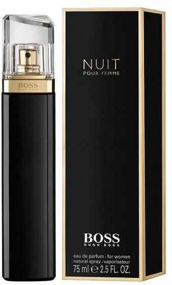Hugo Boss Nuit Pour Femme woda perfumowana - 50ml