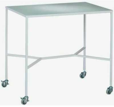 Stół zabiegowy do instrumentowania STL 104 1400x600mm MALOW