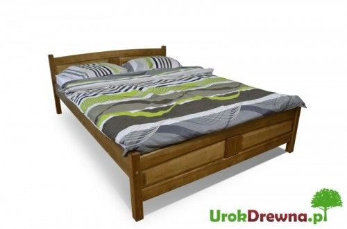 Łóżko drewniane sosnowe Filonek 160
