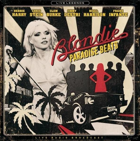Paradise Beats - Płyta winylowa - Blondie