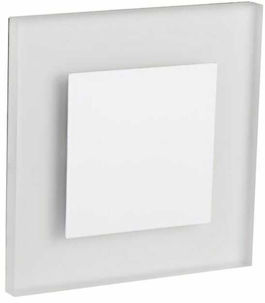 Oprawa przyschodowa LED 0,8W 12V APUS LED W-WW 13lm 3000K biała 26840