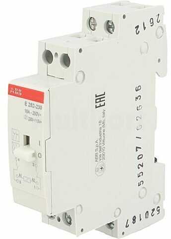 Przekaźnik instalacyjny ABB bistabilny DPST-NO Ucewki:230VAC