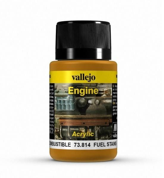 Engine Effects - Fuel Stains / 40ml Vallejo 73814