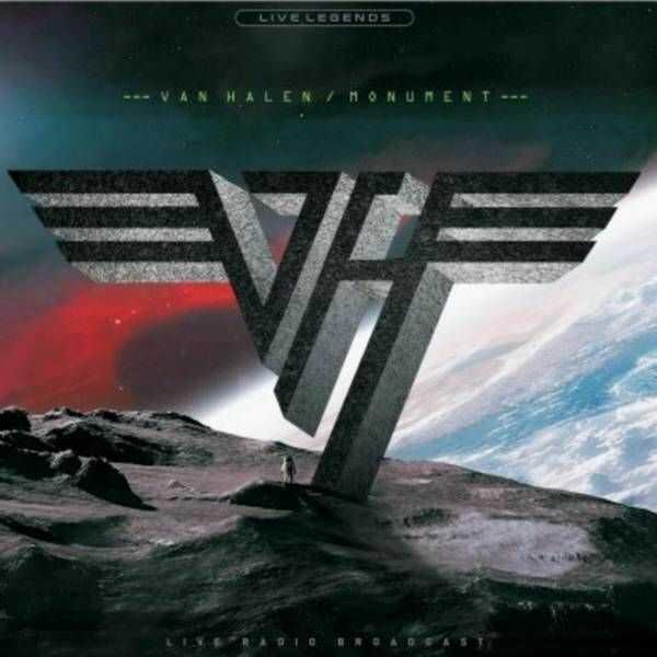Monument - Płyta winylowa - Van Halen