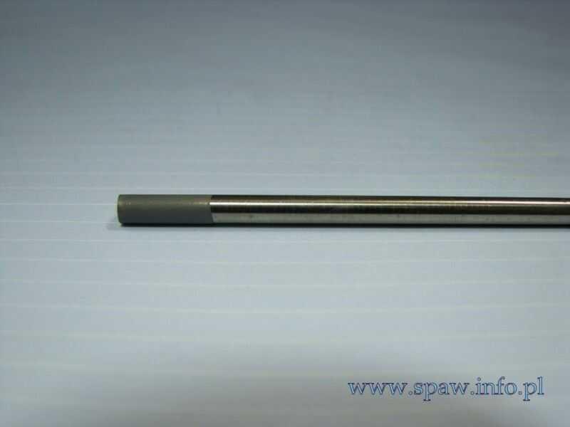Elektroda WC 20 /  2.0 mm