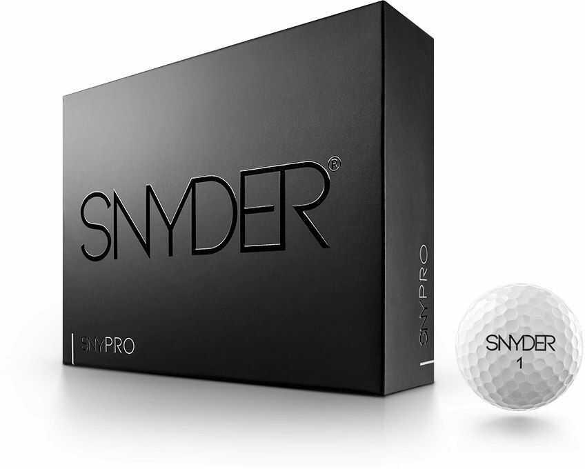 Piłki golfowe SNYDER SNY PRO (białe)
