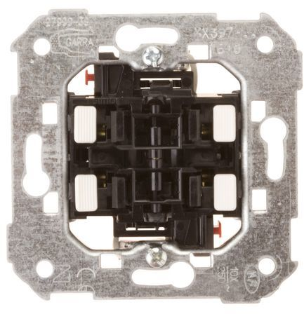 Simon 82 Łącznik schodowy podwójny mechanizm 75397-39