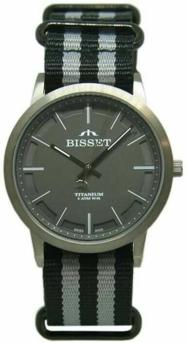 Zegarek BISSET BSFE42DIVX05BX