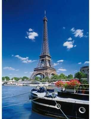 Puzzle Clementoni 2000 - HQ - Paryż, Paris