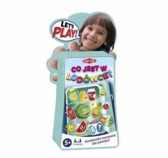 Lets Play Co jest w lodówce?