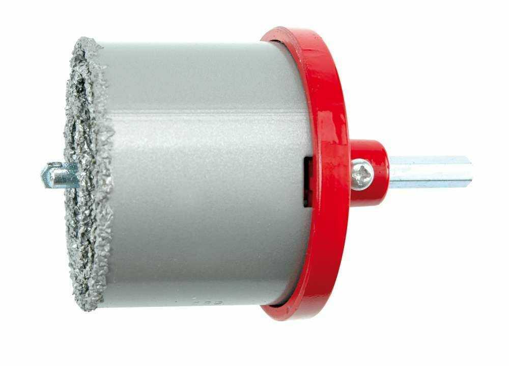 Otwornice wolframowe, kpl. fi 33-53-67-73 mm Vorel 03300 - ZYSKAJ RABAT 30 ZŁ