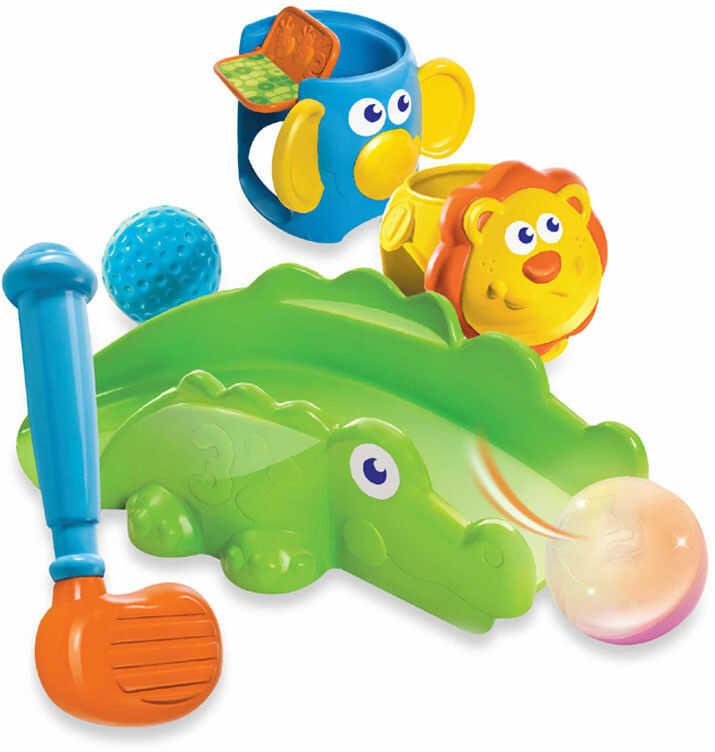 B-Kids - Krokodyl grający golf 3978