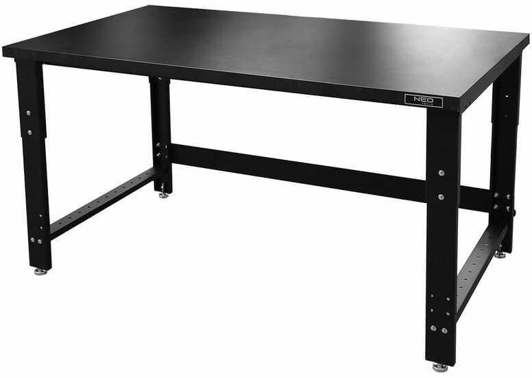 Stół warsztatowy:1500mm x 780mm x 830mm 11-716