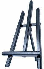 KIN sztaluga stołowa trójnóg mini czarna