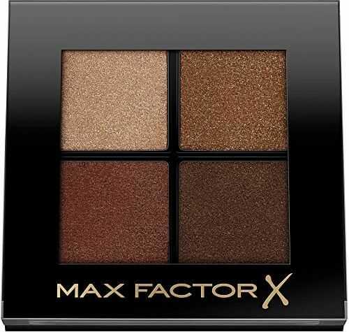Max Factor Colour Expert Mini Palette paletka cieni do powiek 004 - Veiled Bronze