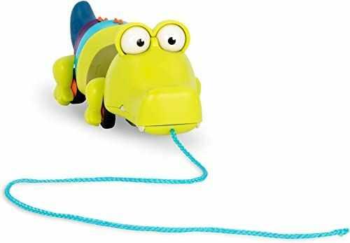B. toys by Battat BX1674Z Waggle-A-długi krokodyl