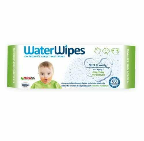 Chusteczki nawilżane Soapberry 60 szt. WaterWipes