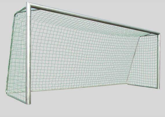 Bramka do piłki nożnej 5x2 stalowa