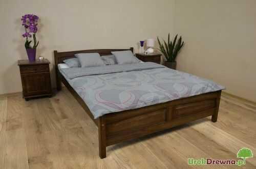 Łóżko drewniane bukowe Filonek 160 x 200