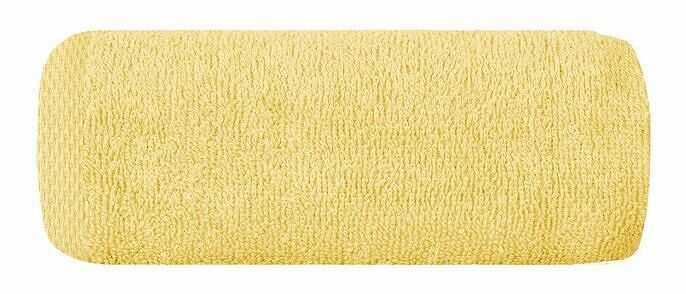 Ręcznik Gładki 1 70x140 05 słoneczny 400 g/m2 frotte Eurofirany