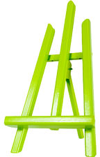 KIN sztaluga stołowa trójnóg mini zielona