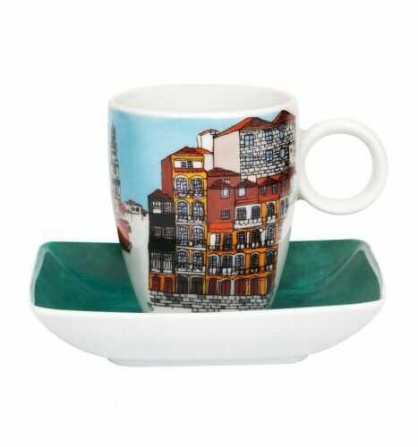 Filiżanka do espresso Alma do Porto Vista Alegre