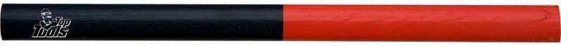 Ołówek stolarski granatowo-czerwony 14A892