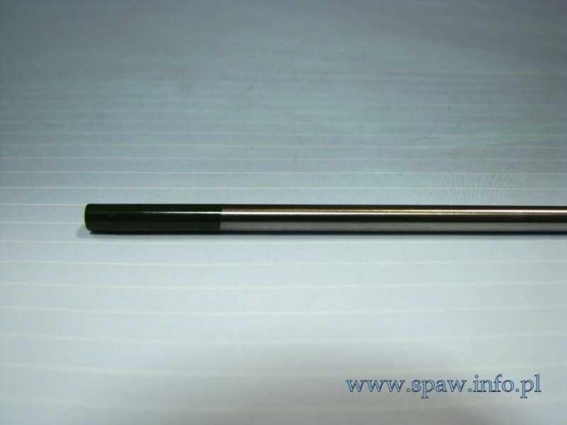 Elektroda WP /  2.0 mm