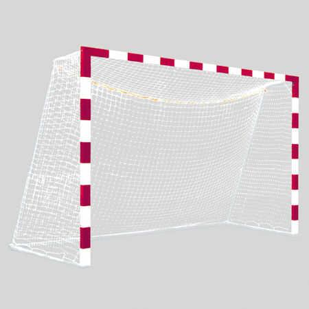 Bramka do piłki ręcznej /mini nożnej 3x2 aluminiowa