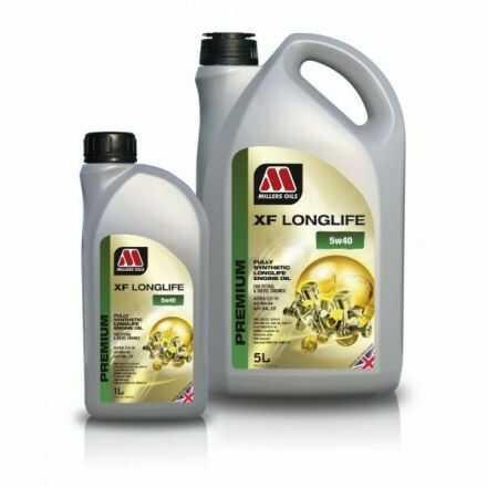 Millers Oils XF Longlife 5W40 1l