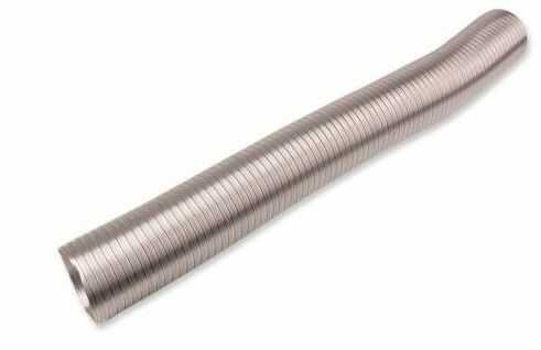 Rura odprowadzająca ALUMINIOWA WENTYLACYJNA 150 mm 2.7 mb SPIROFLEX